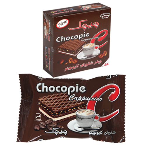 Chocopie Cappuccino Wafer