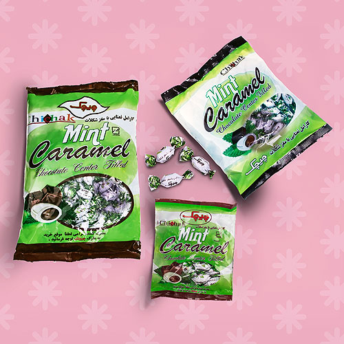 Caramel Mint Chocolate
