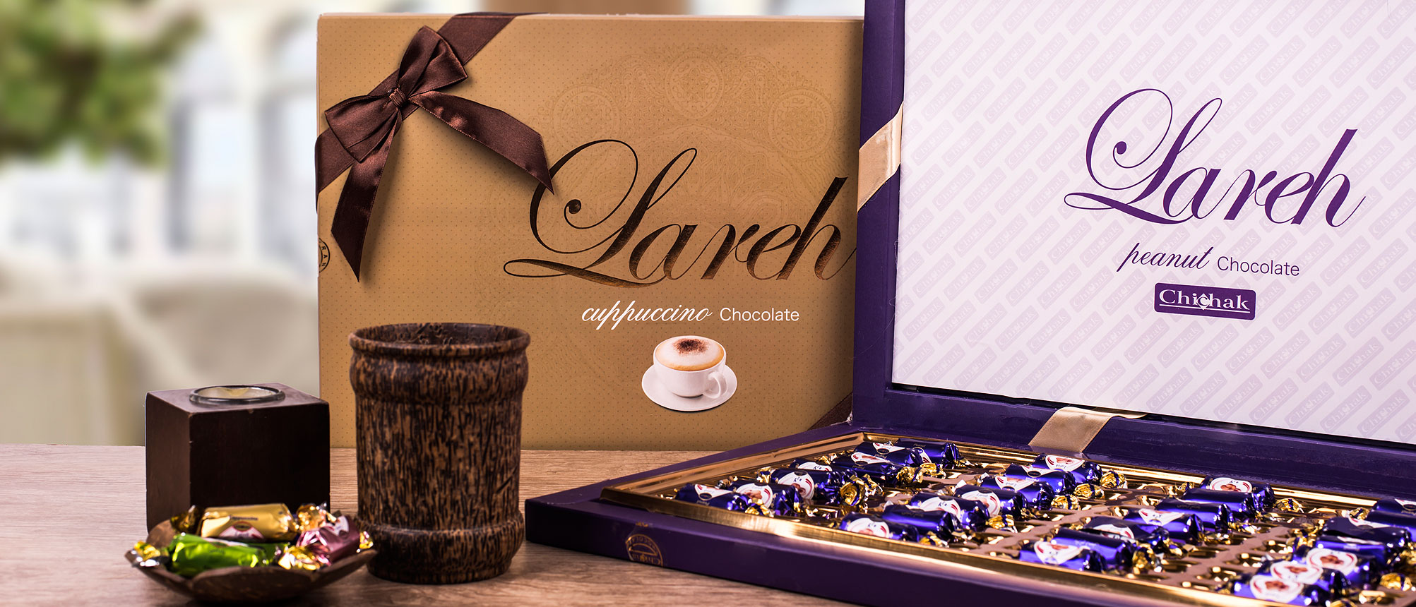 Gift Lareh Chocolate