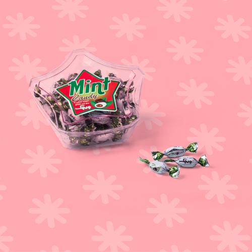 Mint caramel filling Choclate